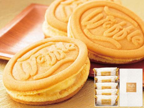 岡山必買推薦伴手禮10選白十字waffle