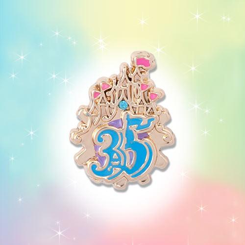 日本迪士尼 35 週年 Time of Celebration 歡慶之時掛飾1月裝飾