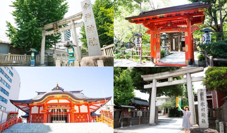 2019年第一次參拜該去哪?距離東京都不遠的東京神社推薦 5選 日本旅行、日本觀光、