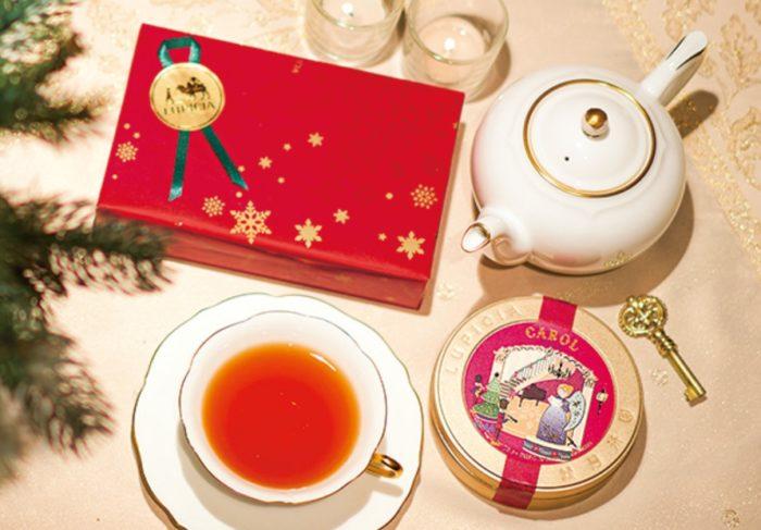lupica2018聖誕限定茶禮