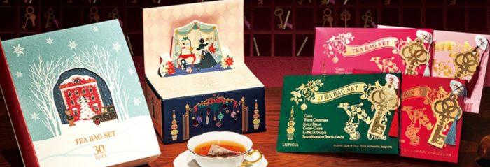 lupica2018聖誕限定茶包組合