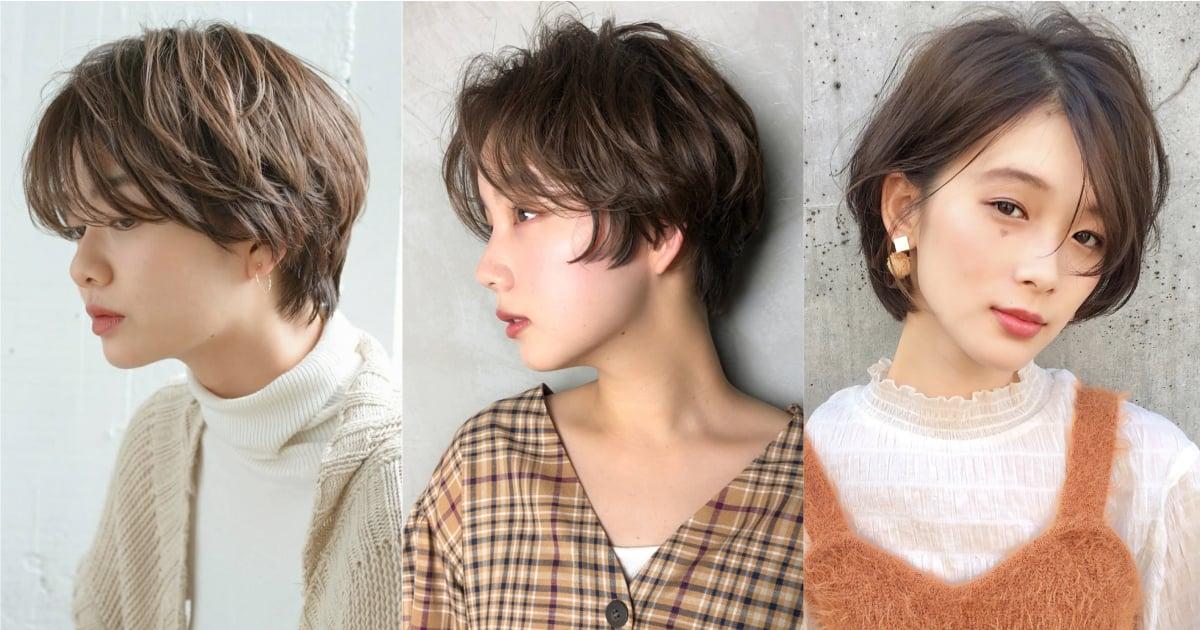 給初次嘗試短髮的女生!新年新髮型就指名日系感的「低層次短髮」