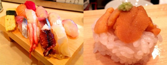 神戶美食-海鮮料理