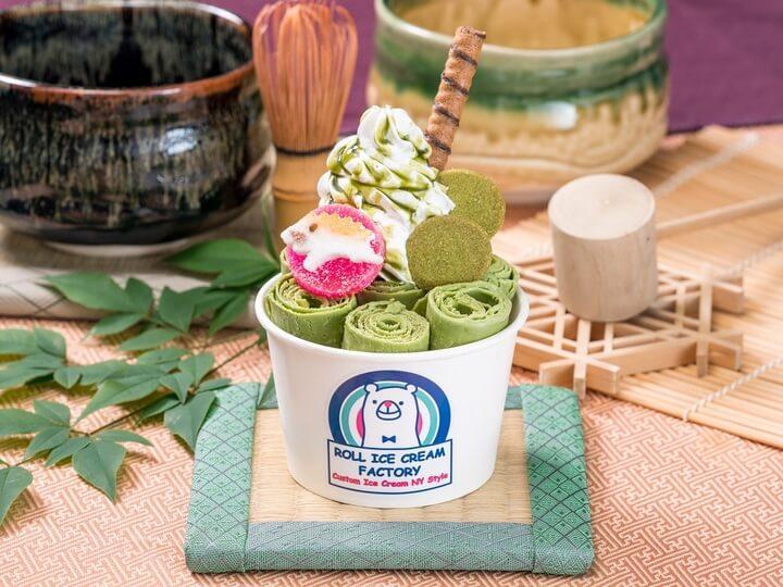 原宿起源的冰淇淋捲專門店將在京都、新京極通開幕 在京都、