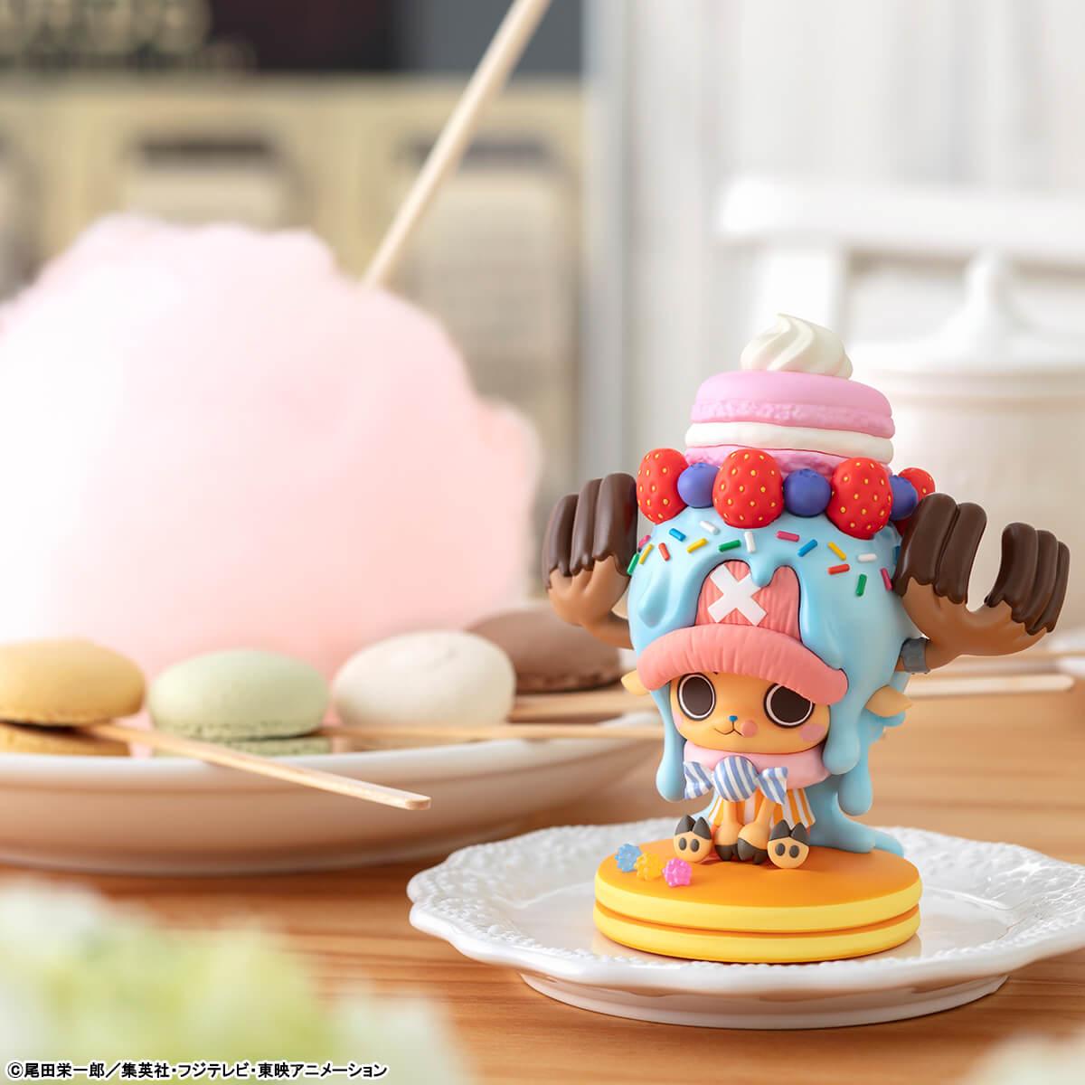 航海王ONE PIECE喬巴鬆餅!由插畫家谷口亮擔任設計 航海王、