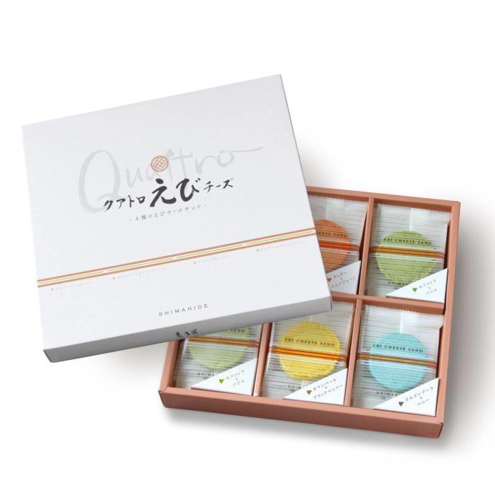蝦仙貝禮盒