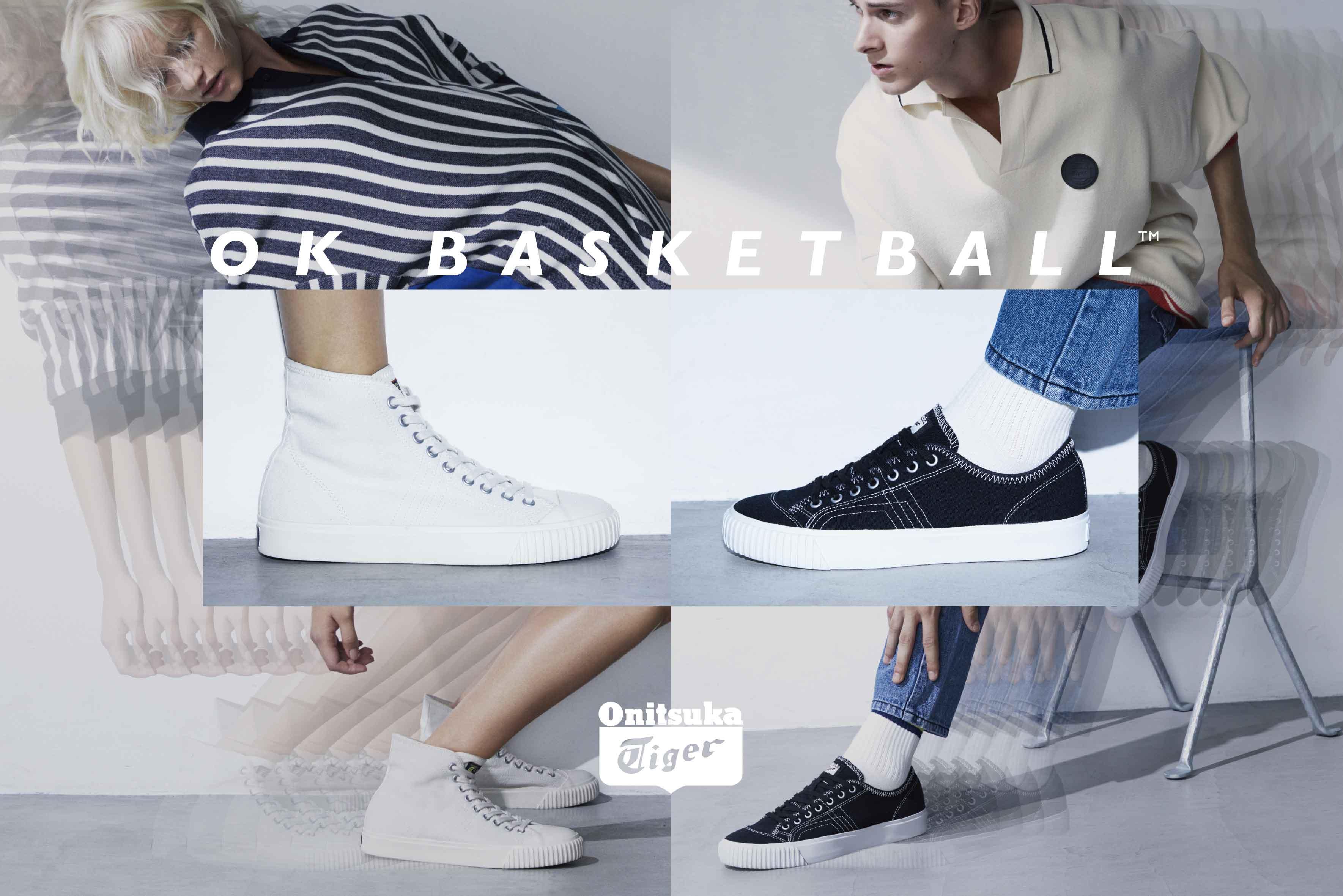 Onitsuka Tiger將發售創業當時所設計的復刻籃球鞋款 運動鞋、