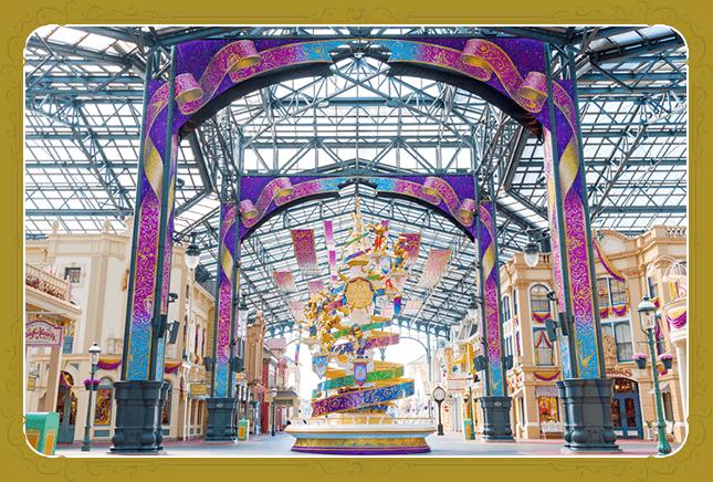東京迪士尼35週年最後倒數