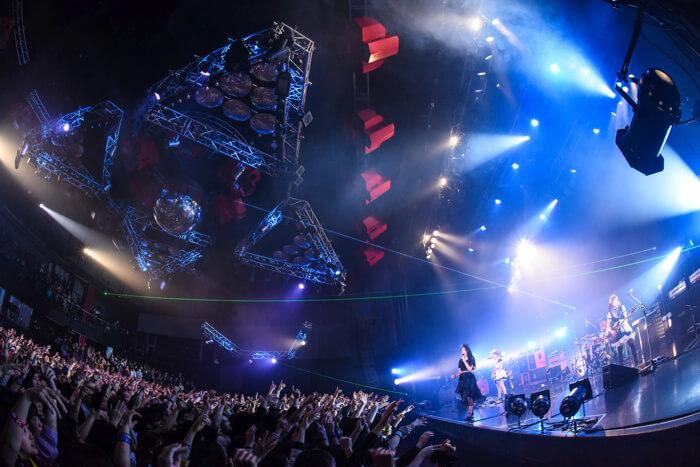 BAND-MAID日本全國巡演結束!公布2019年海外巡演活動消息 BAND-MAID_、