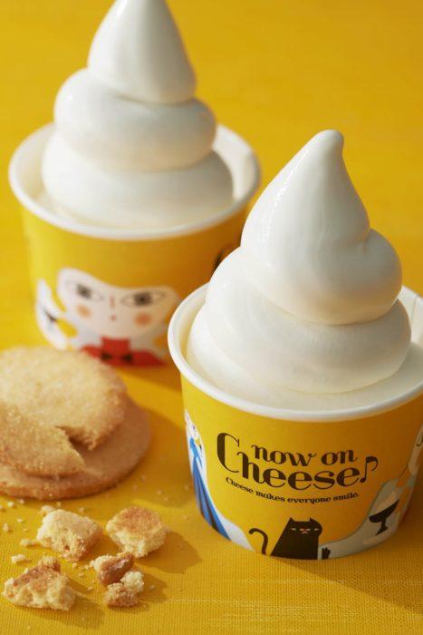 起司霜淇淋
