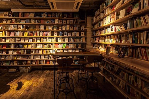澀谷森之圖書室