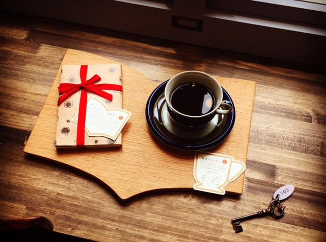 池袋BOOK COFFEE梟書茶房