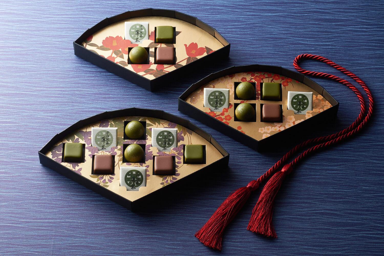 京都·伊藤久右衛門開始發售品嚐抹茶和焙茶的情人節巧克力 情人節、抹茶_、