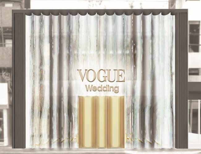 全世界第一間「VOGUE」禮服店舖「VOGUE Wedding Salon」在表參道開幕 在表参道、