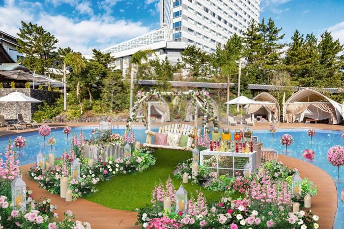 宮崎「喜凱亞」春季活動展開 宮崎_、度假區、飯店、