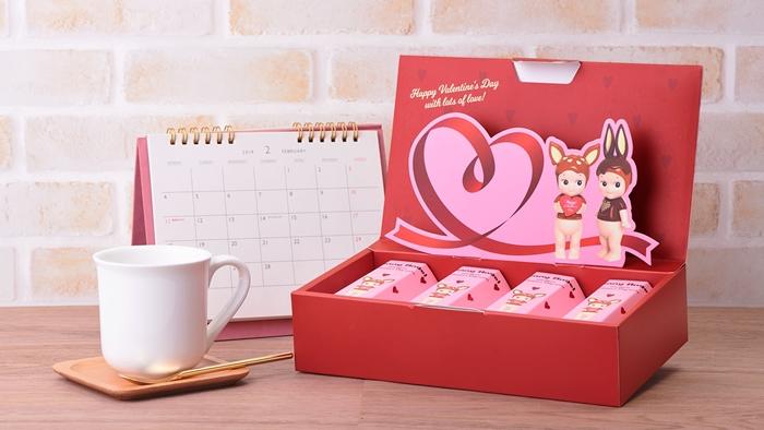 2019情人節系列Sonny Angel mini figure Gift box