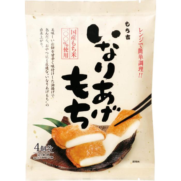 稻荷麻糬外包裝