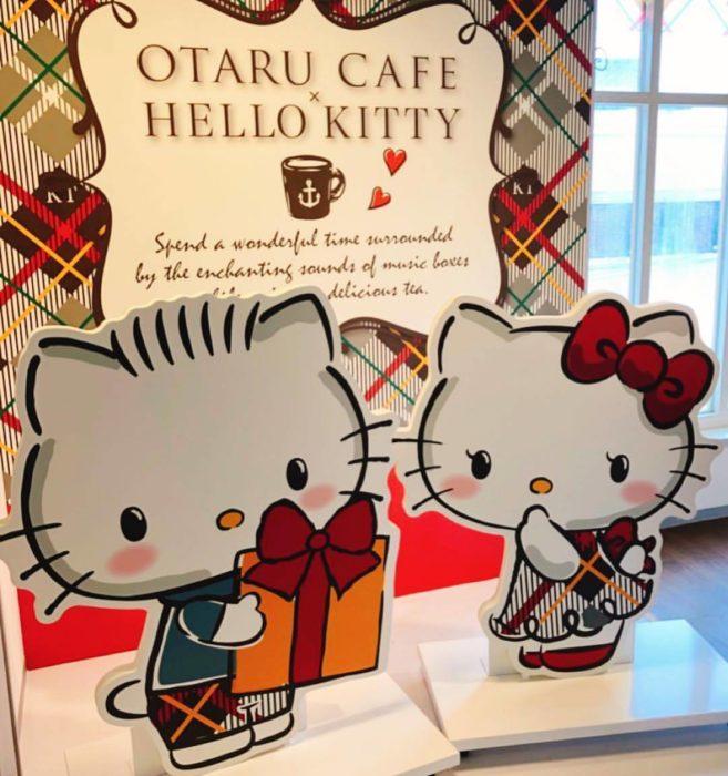 HELLO KITTY CAFE小樽