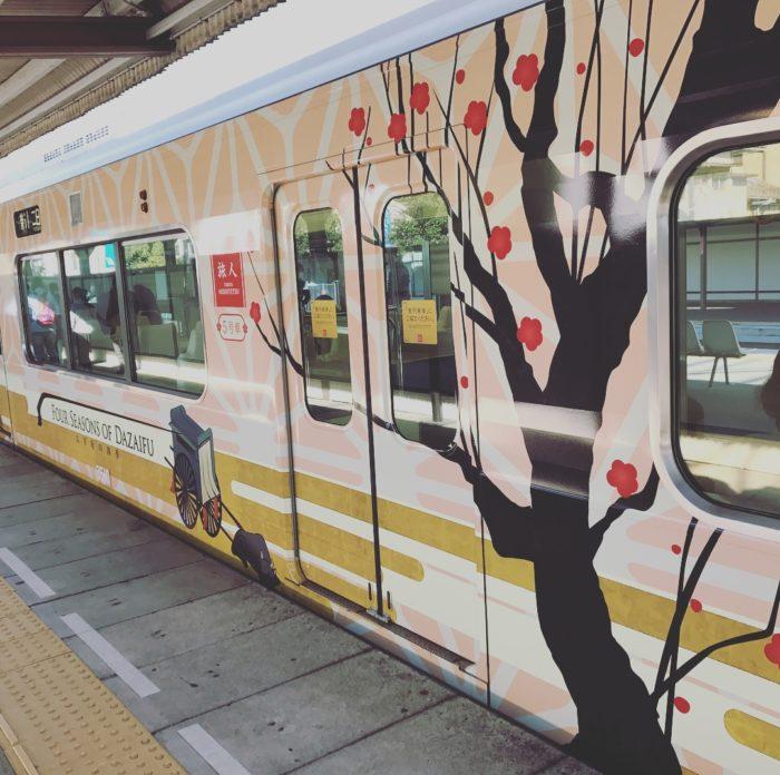 太宰府觀光列車旅人