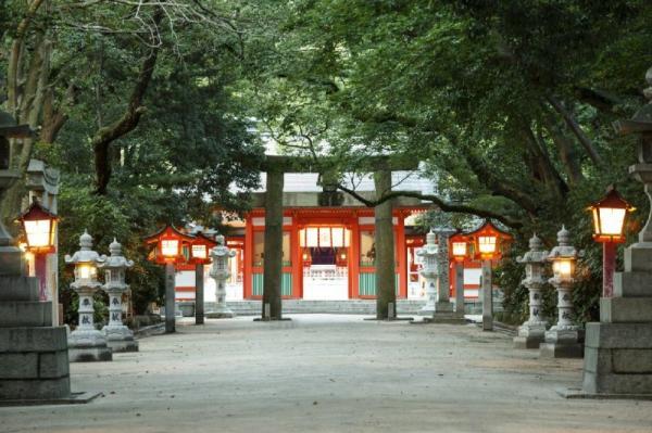 福岡住吉神社