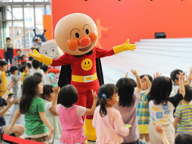 福岡麵包超人兒童博物館