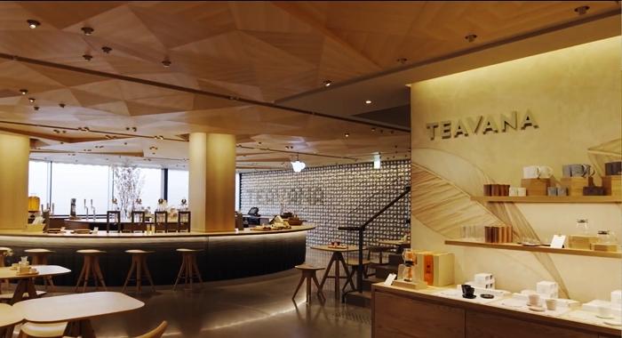 星巴克臻選®東京烘焙工坊 STARBUCKS RESERVE® ROASTERY TOKYO TEAVANA