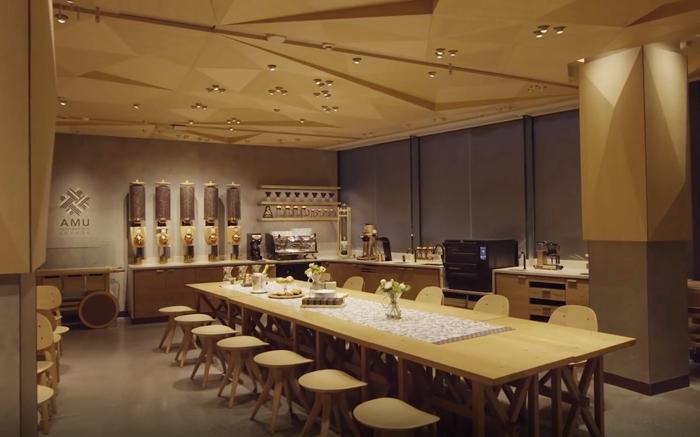星巴克臻選®東京烘焙工坊 STARBUCKS RESERVE® ROASTERY TOKYO AMU