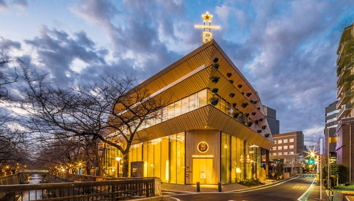 星巴克臻選®東京烘焙工坊 STARBUCKS RESERVE® ROASTERY TOKYO 中目黑外觀