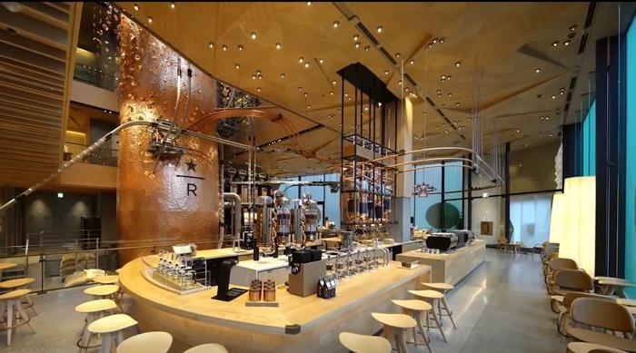 星巴克臻選®東京烘焙工坊 STARBUCKS RESERVE® ROASTERY TOKYO