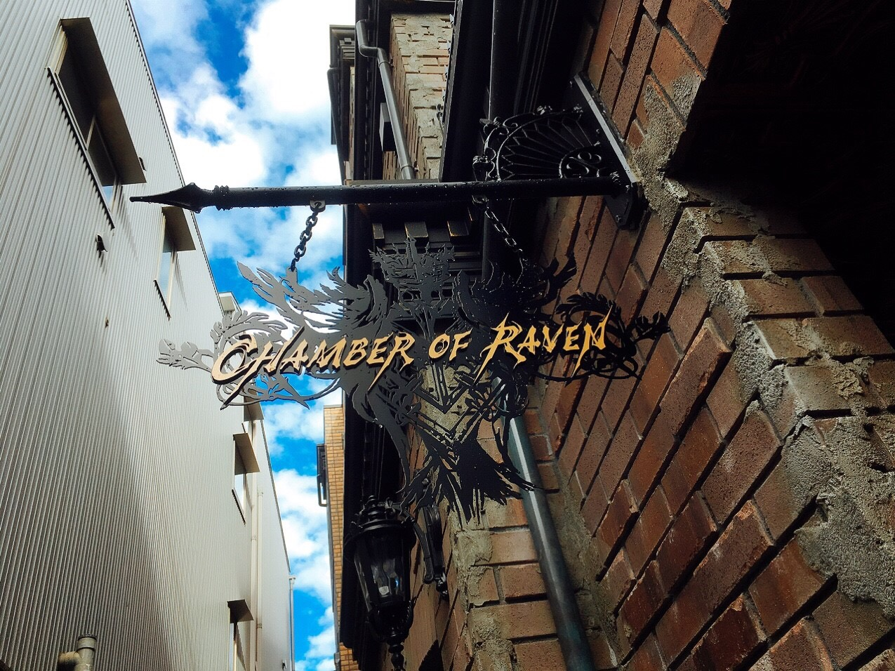 CHAMBER OF RAVEN