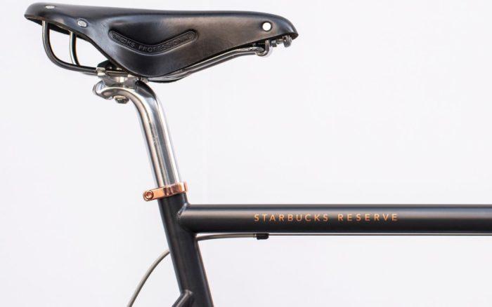 腳踏車細部
