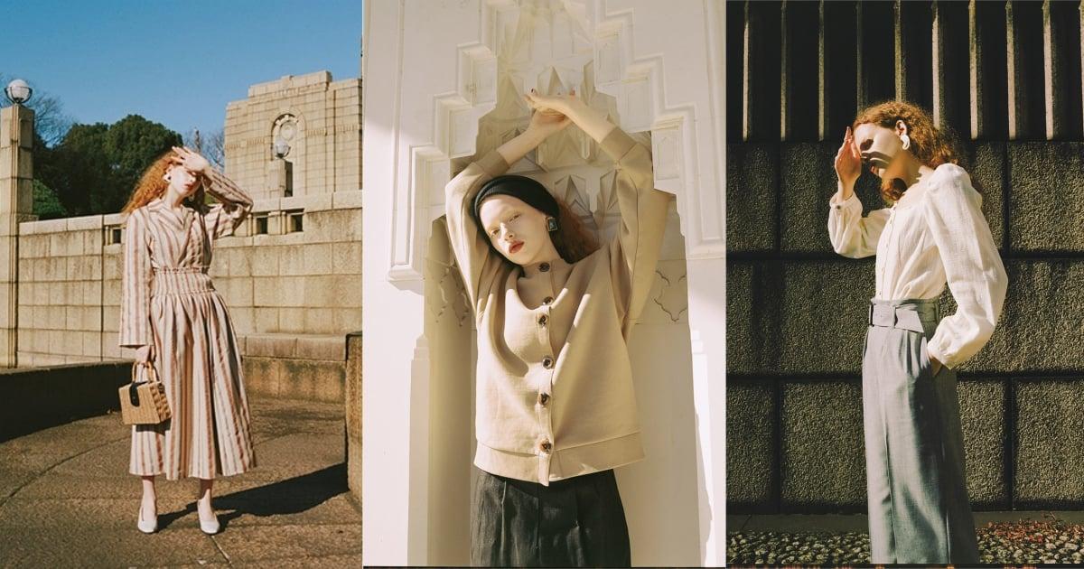 專為大人女性設計的輕復古風格,預先瀏覽 MOUSSY 的春日特別系列