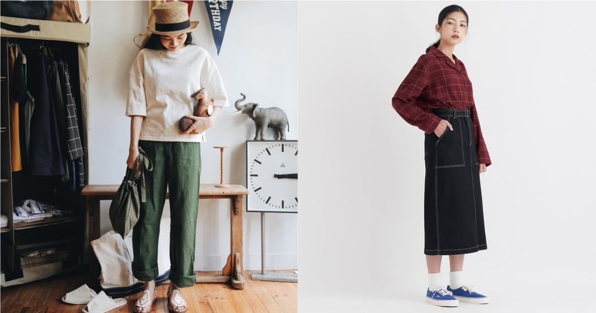 可率性可俏麗的 4 款單品推薦!褲裝日常的你偶爾也想變換裙裝打扮嗎