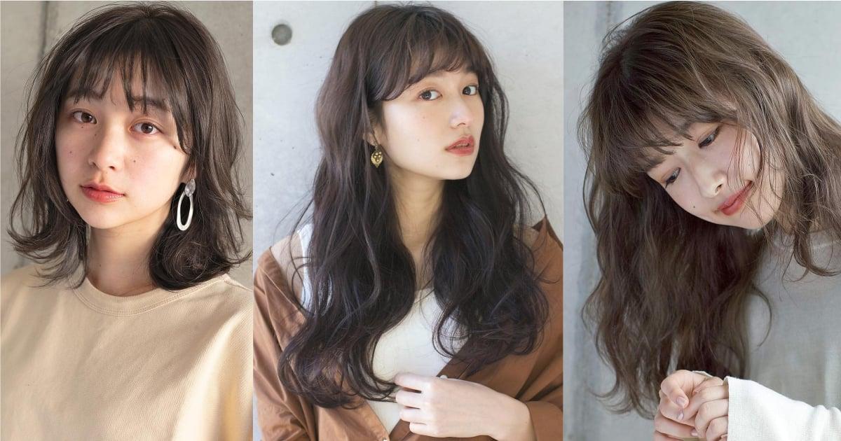 以頭髮長度決定適合的捲度!參考日本女生的捲髮技巧後再開始練習 髮型、頭髮長度、日本、捲髮