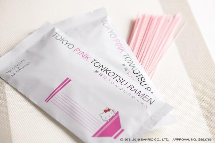TOKYO PINK TONKOTSU RAME商品介紹