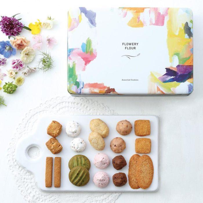 FLOWERY FLOUR綜合餅乾罐