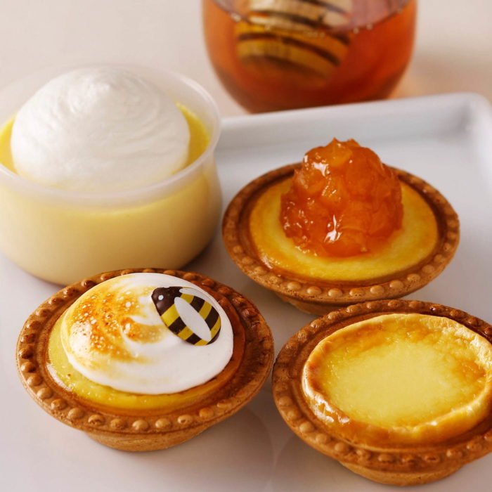 Cheese與蜂蜜全品細部