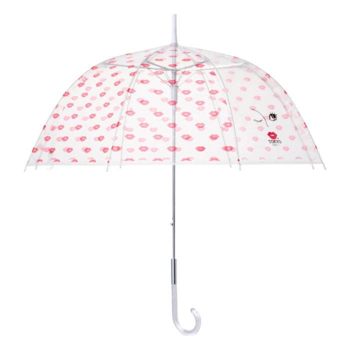 KISS,TOKYO透明傘
