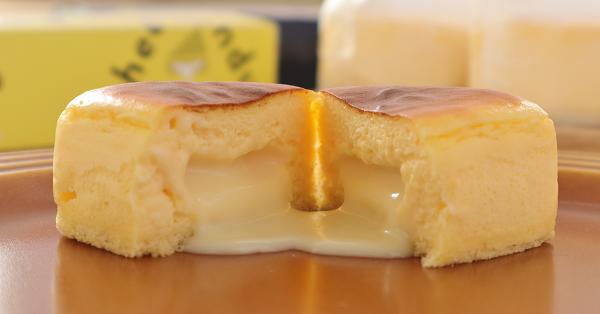 Cheese Fondue Cake近照