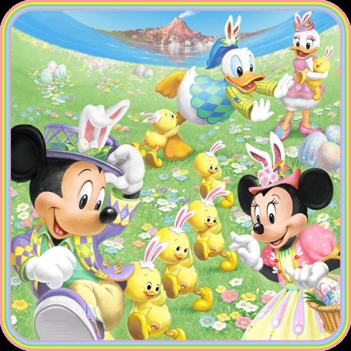 東京迪士尼2019復活節