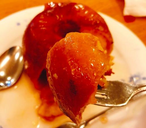 共榮堂期間限定烤蘋果