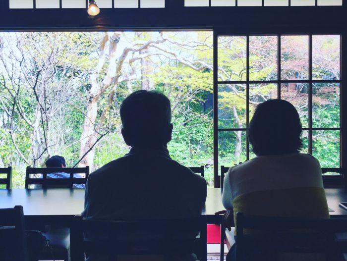 禪寺咖啡廳與庭園