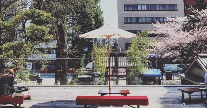 禪寺咖啡廳 Bozu'n coffee外部