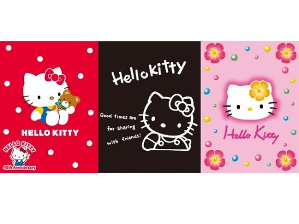 Hello Kitty 45週年!懷舊設計升級為現代風單品