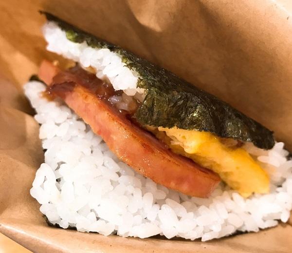 沖繩豬肉蛋飯糰