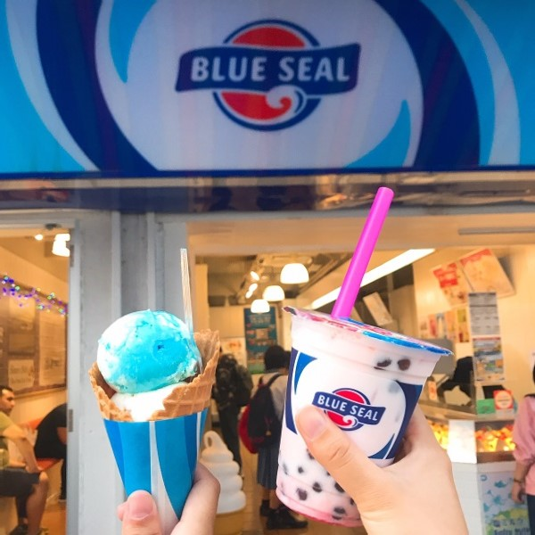 Blue seal冰淇淋