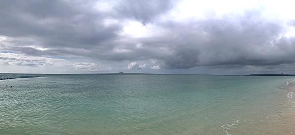瀨底島海灘