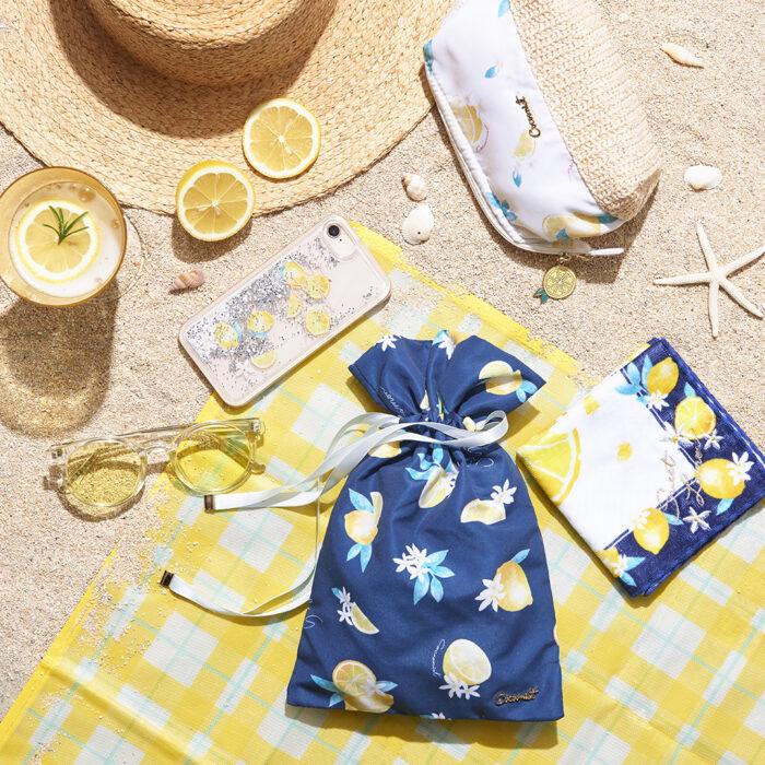 檸檬外出雜貨系列