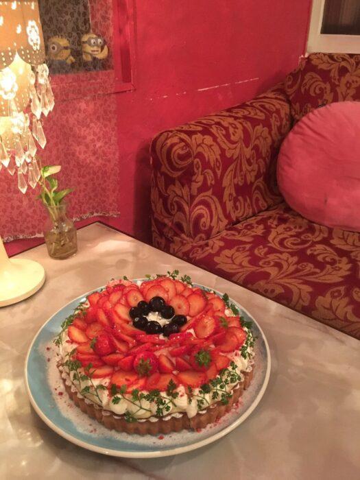 Cafe de Agenda甜點