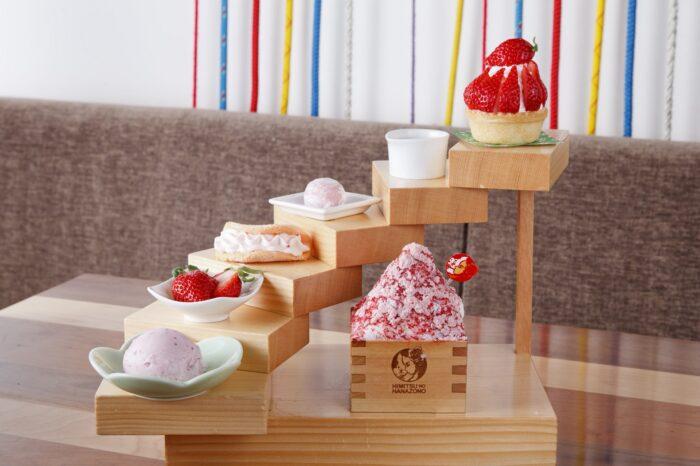 福岡祕密花園KIWAMI抹茶系甜點